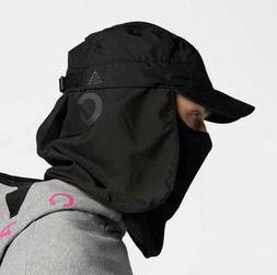 Nike ACG 3 in 1 Hat / Balaclava / Mask Black Techwear Errols