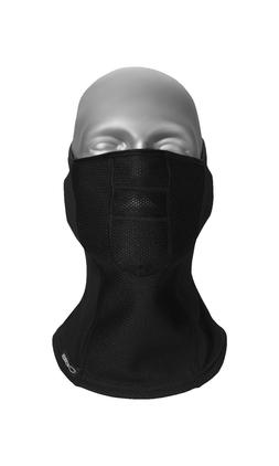 Adult Snowboard Windproof Black Balaclava Neck Warmer Size S