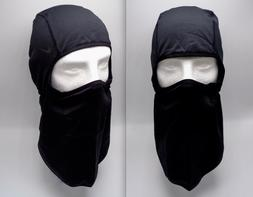 Nike Balaclava Hood Face Mask Teck Pack II Black Men's Women