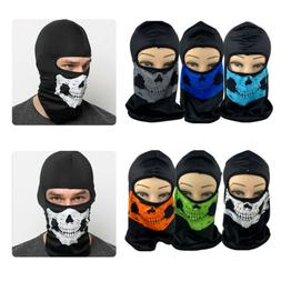 Breathable Full Face Neck Gaiter Fishing Balaclava Bandana S