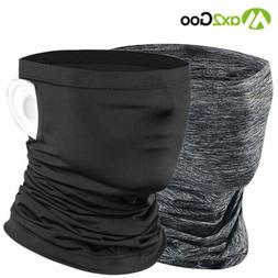 Cooling Face Mask Sun Shield Neck Gaiter Balaclava Neckerchi
