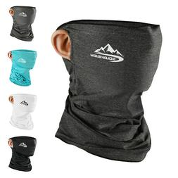 Cooling Face Shield Cover Neck Gaiter Fishing Balaclava Band