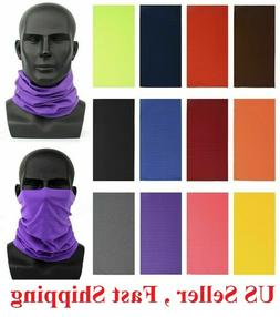Face bike Mask Sun Shield Neck Gaiter Balaclava Neckerchief