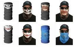 Face Mask Balaclava Scarf Neck Gaiter Fishing Shield Sun UV
