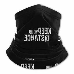 Face Mask Custom 3D Seamless Half Face Bandanas Balaclava