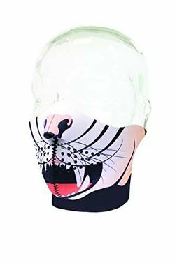 Seirus Innovation Girls Jr Comfort Masque, Masque Tiger, One