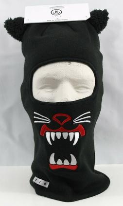 NEFF Hoodabaloo Balaclava Black Panther Facemask One Size Ne