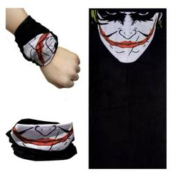 Joker Face FACE MASK Balaclavas Headband Neck gaiter outdoor