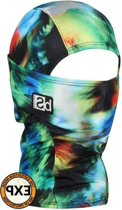 BlackStrap Kids Expedition Hood Balaclava Facemask Kaleidosc
