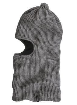 Patagonia Knit Wool Balaclava Light Feather Grey New!