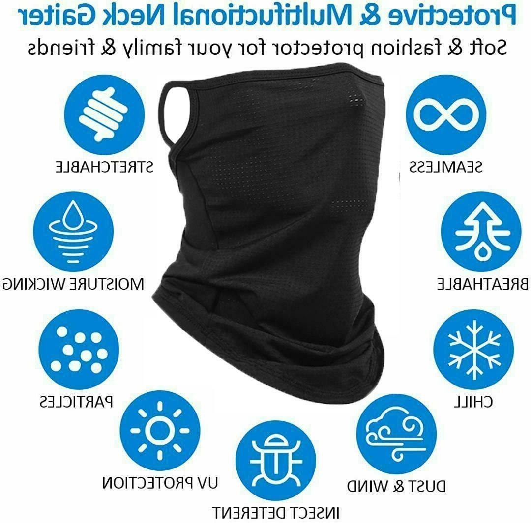 Face Mask Multi-use Neck Gaiter Outdoor