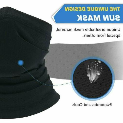 Cooling Face Neck Shield Bandana Balaclava