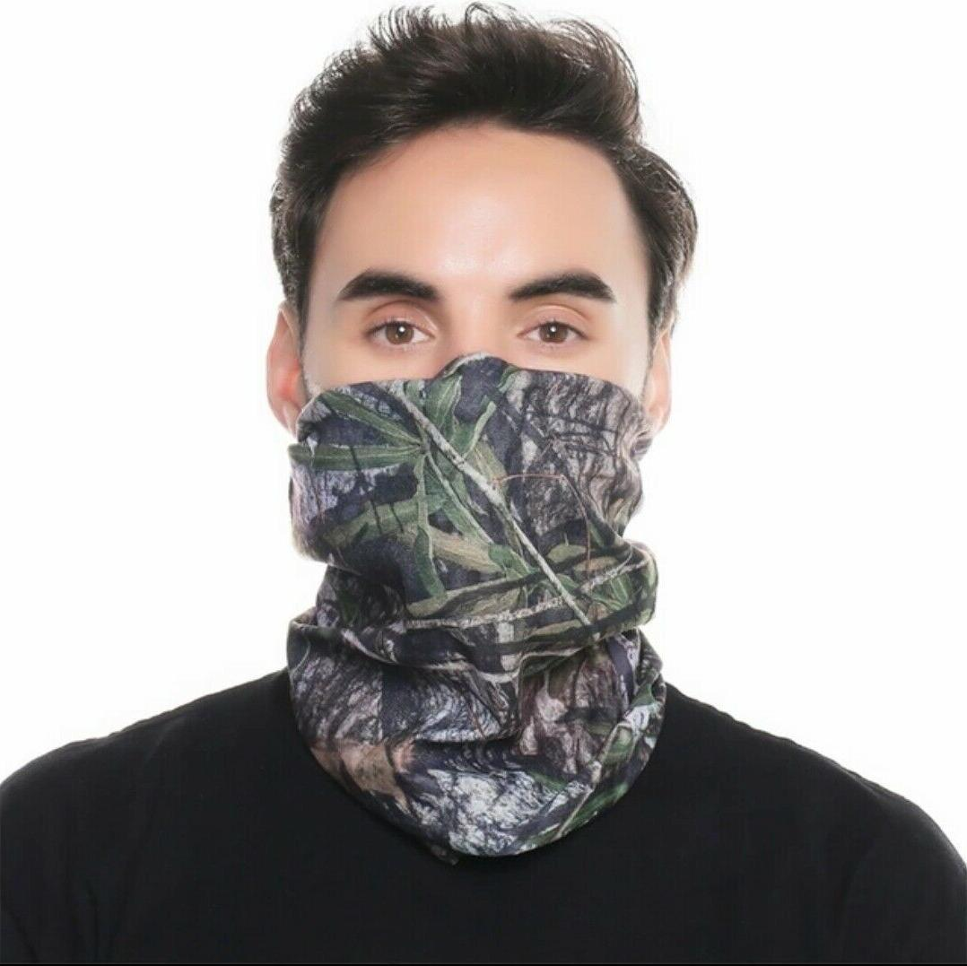 Tube Face Cover Neck Scarf