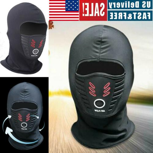 New Balaclava Face Mask Thermal Winter Fleece Windproof Ski