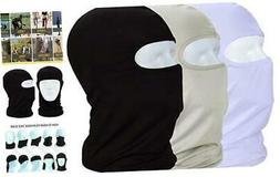 MAYOUTH Balaclava Sun/uv face mask UPF 50+ ski mask Neck Gai