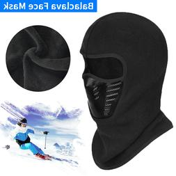 Men's Winter Balaclava Face Mask Cold Weather Windproof Fl
