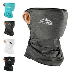 Neck Gaiter Face Mask Bandana Cover Tube Head Shield Scarf H