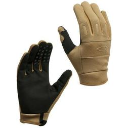Oakley SI Lightweight Gloves Coyote Size XS + Oakley Balacla