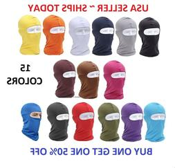 Outdoor Ski Motorcycle Cycling Balaclava Lycra Full Face Mas