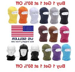 Ski Face Mask Sun Shield Motorcycle Cycling Balaclava Lycra