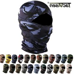 Tactical Camouflage Balaclava Full Face Mask Riding Hunting