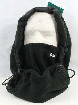 Neff Tech Riding Hood Balaclava Neck Warmer Black One Size N