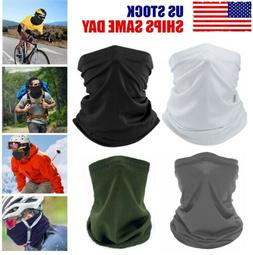 Tube Scarf Sun UV Protection Neck Gaiter Face Cover Bandana