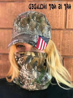 USA STOCK Face Mask Balaclava Neck Gaiter Biker Tube Bandana
