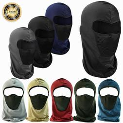 For Winter Face Mask Hat 1 Hole Balaclava Tactical cycling W