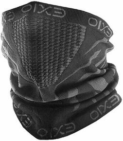 EXIO Winter Neck Warmer Gaiter/Balaclava  - Windproof Face M